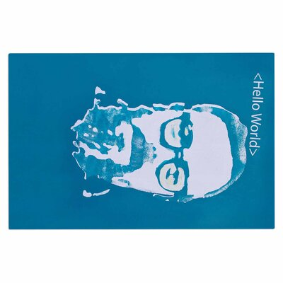 Hello World Dennis Ritchie Doormat