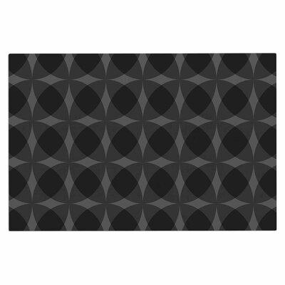 Denuti (Black) Doormat