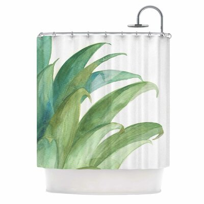 Botanical Vibes 03 Shower Curtain