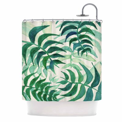 Botanical Vibes Shower Curtain