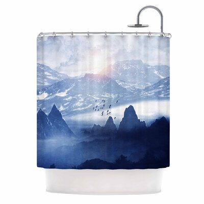 Winter, Melody... Nature Shower Curtain