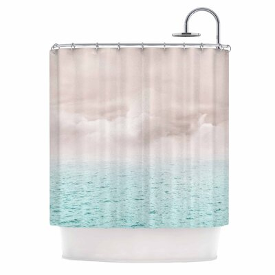 Pastel Vibes 40 - Serenity Photography Shower Curtain