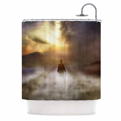 Day Dream People Shower Curtain