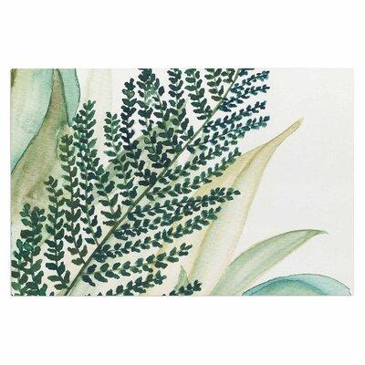 Botanical Vibes 02 Doormat