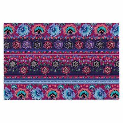 Folcloric Border Doormat
