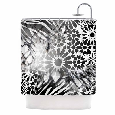 Out of Morocco Shower Curtain
