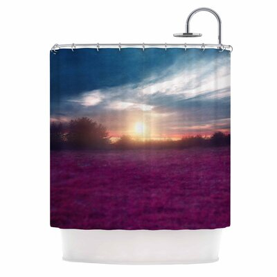 Sunset I C. Photography Shower Curtain