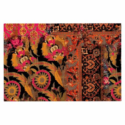 Global Patchwork Doormat