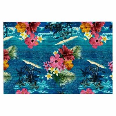Paradise Island Doormat