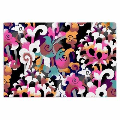 Fantasy Flowers Doormat