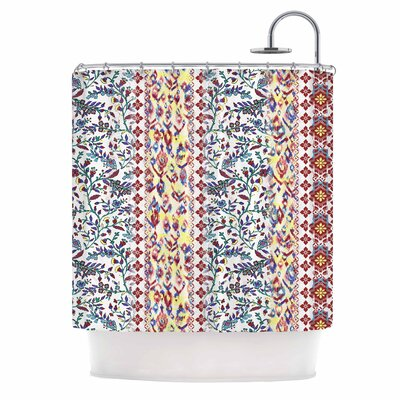 Arabesque Panel Shower Curtain