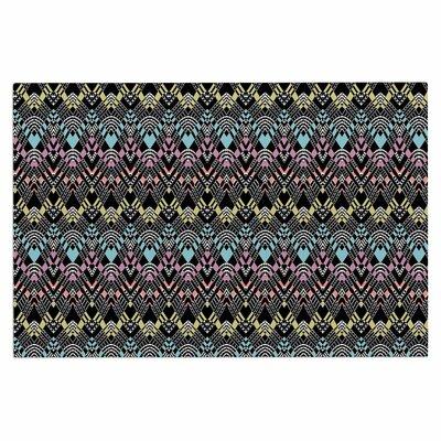 Tribal Zigzag Doormat