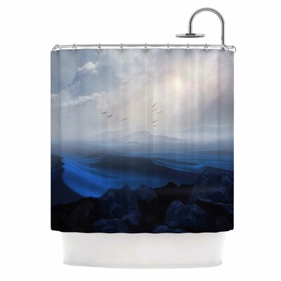 A Little Bit of Hope Photography Shower Curtain
