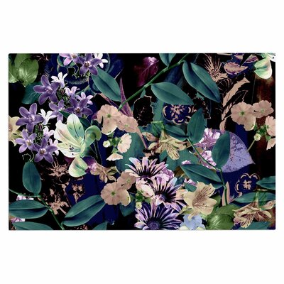 Midnight Garden Doormat