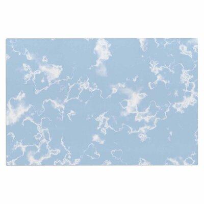 Marble Clouds Doormat