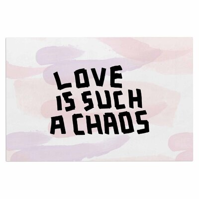 Love is Such a Chaos Doormat