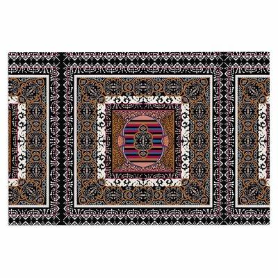 Tibet Mandala Doormat