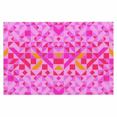 Candy Geometric Doormat