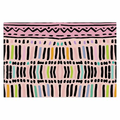 Native Pastel Doormat