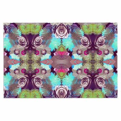 Kaleidoscopic Boho Doormat