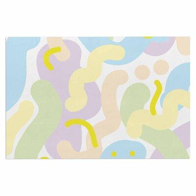 Pastel Futuristic Doormat