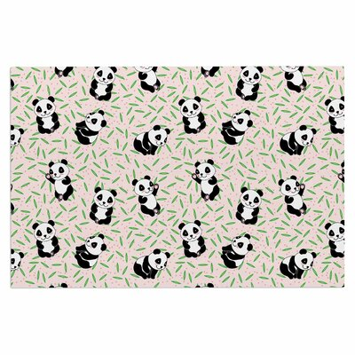 Little Cute Pandas Doormat