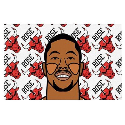 Derrick Rose Doormat