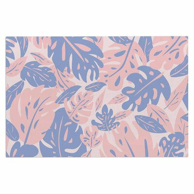 Rose Quartz & Serenity Jungle Doormat