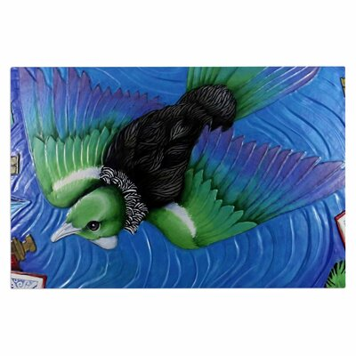 Tui Flying in Pacific Skies Doormat