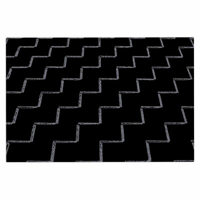 Zigzags Night Doormat