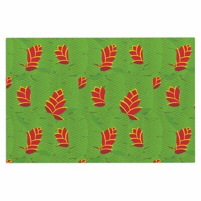 Heliconia Doormat