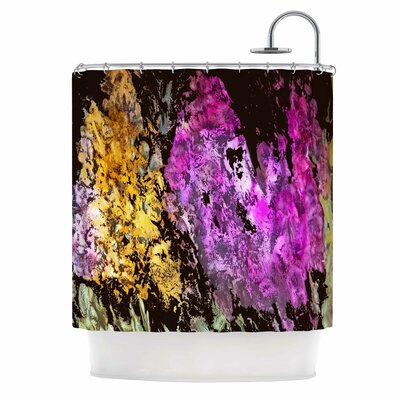 Garden Glows Shower Curtain