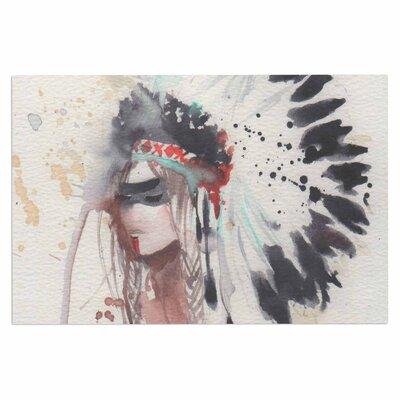 Warrior Bride Doormat