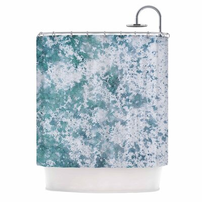 Frost Nature Shower Curtain