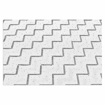 Speckled Zigzag Doormat