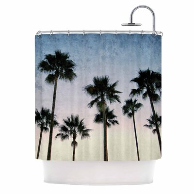 Paradise Palms Shower Curtain