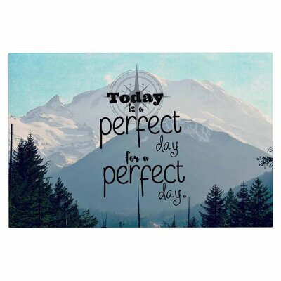 A Perfect Day Doormat