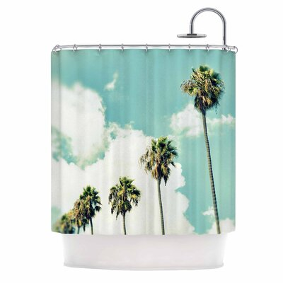 Paradise and Heaven Shower Curtain