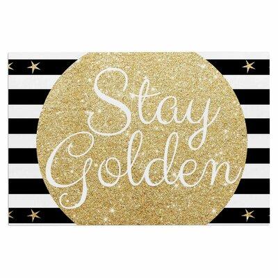 Stay Golden Doormat
