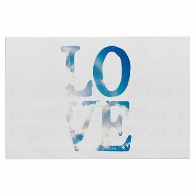 Love Cloud Decorative Doormat