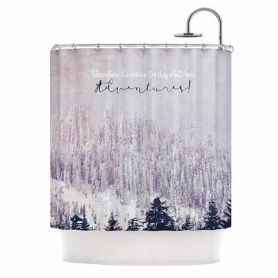 Adventures Photography Shower Curtain