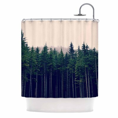 Emerson Photography Shower Curtain
