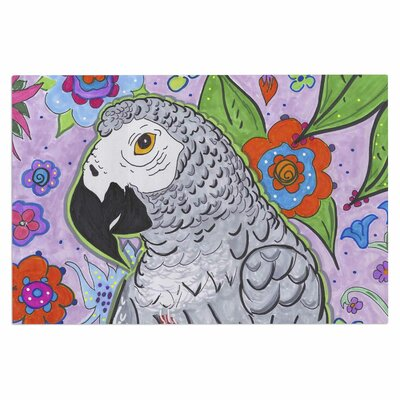 Rio Parrot Decorative Doormat