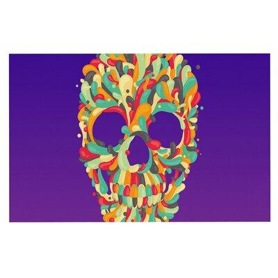 'Jelly Skull' Doormat