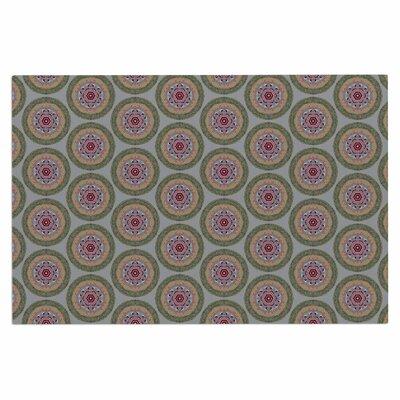 Lucrezia Borgia Brocade Doormat