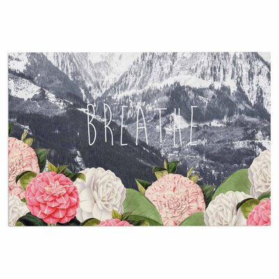 Breathe Landscape Decorative Doormat