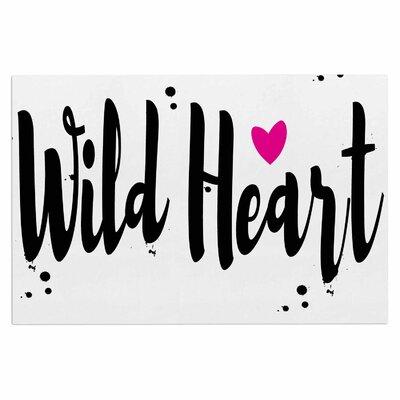 Wild Heart 2 Doormat