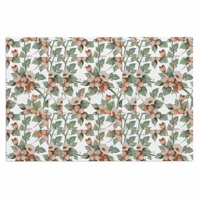 Vintage Flowers Doormat