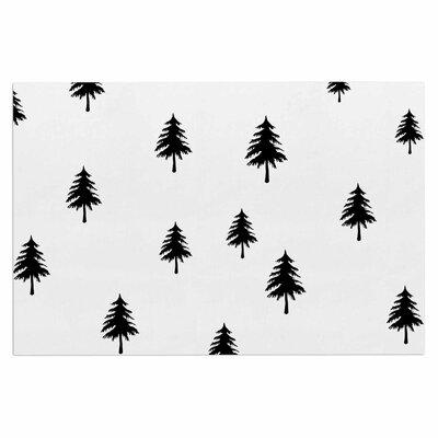 Pine Tree Doormat
