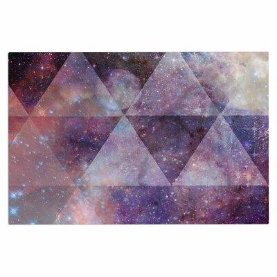 Geometric Stars Doormat